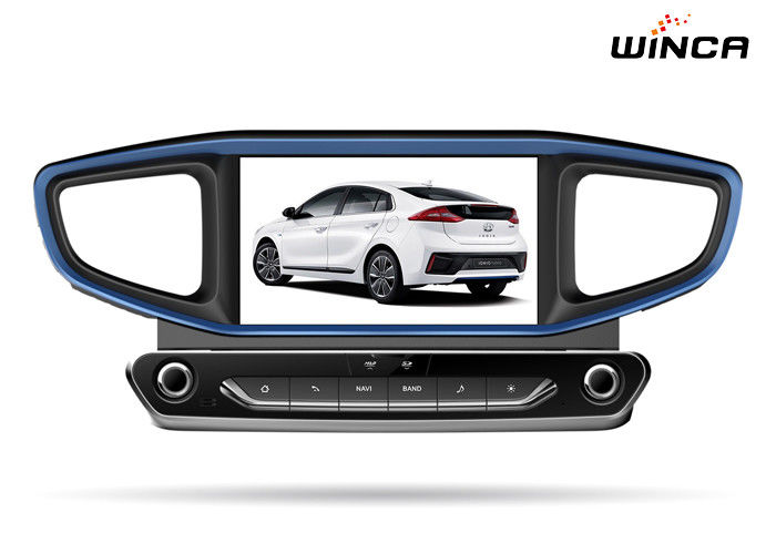 Hyundai Ioniq 2016 Touch Screen Car Stereo With Gps And Bluetooth