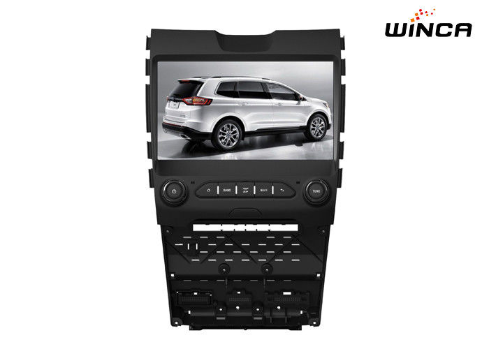 Android System Ford Gps Navigation With Mirror Link Ford Edge Gps Navigation