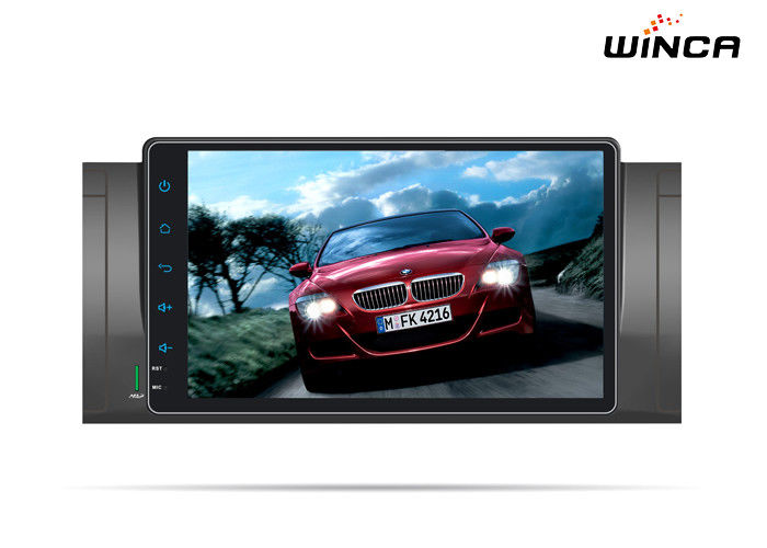 Touch Screen BMW Android Multimedia 1996