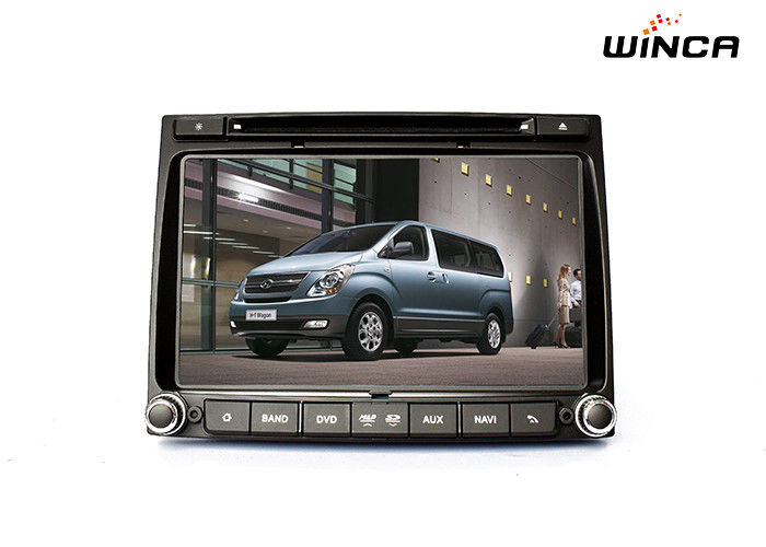 Hyundai H1 2015 Touch Screen GPS Navigator Support USB SD WIFI Bluetooth MUSIC